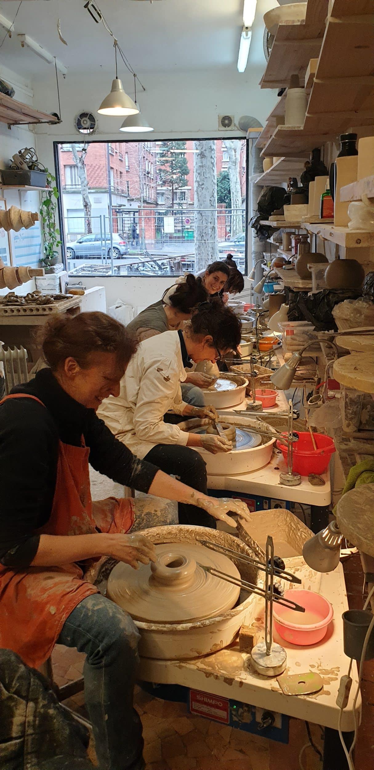 Arts et Techniques Céramiques